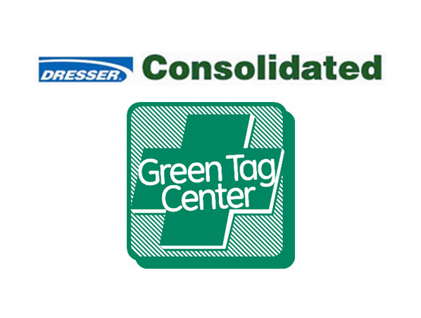 Green tag center