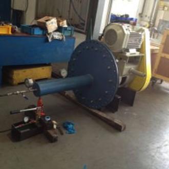 Hydro Statics Test for Leakage